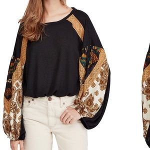 Free People casual clash too